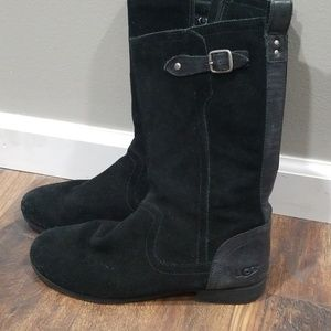 Ugg Mogan boots size 6 excellent condition